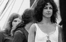 The Tumble Story of Grace Slick, Soloist of Psychedelic Rock Legend Jefferson Airplane