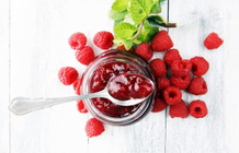 How to make Raspberry Jam in 5 minutes