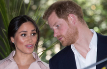 Harry and Meghan take action against world hunger
