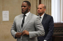 The trial of R. Kelly for producing child pornography images postponed