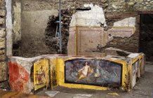 We will soon know more about street food trends in Pompeii in 79