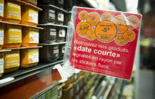 "Launch of a national ""anti-food waste"" label"
