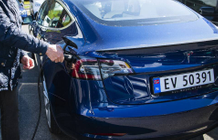 Norway, first country to buy more than 50% of electric cars