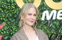 Nicole Kidman freaked out Barry Gibb of the Bee Gees