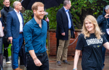 Prince Harry and Brooklyn Beckham are in Celebs