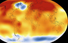 Almost all of climate change is due to human activities