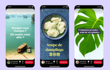 Pinterest goes to stories