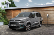 Citroën ë-Berlingo: the MPV available in 100% electric