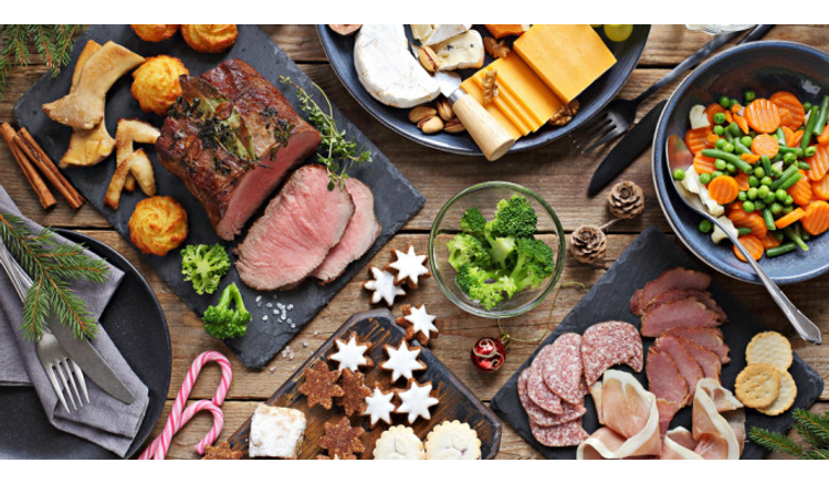 How to plan a flexible Christmas menu to easily adapt to the number of guests?