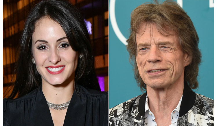 Mick Jagger bought a mansion for his young lover