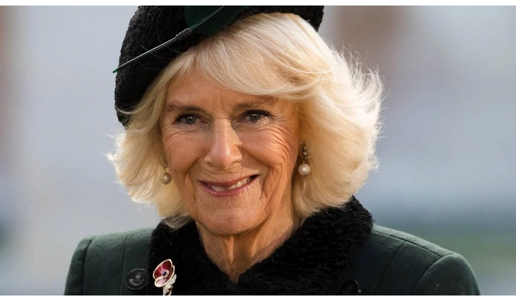 Camilla appears in the final of Strictly Come Dancing