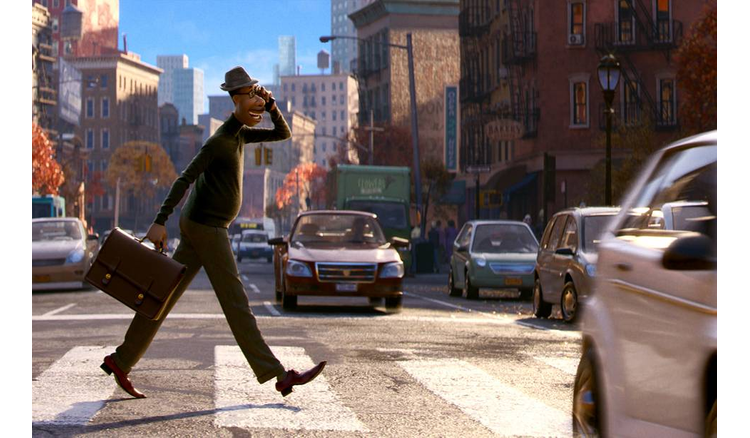 """Soul"" brings jazz to the soul of Pixar studios"