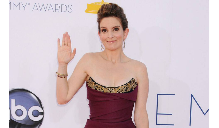 Tina Fey helped rescue a kayaker