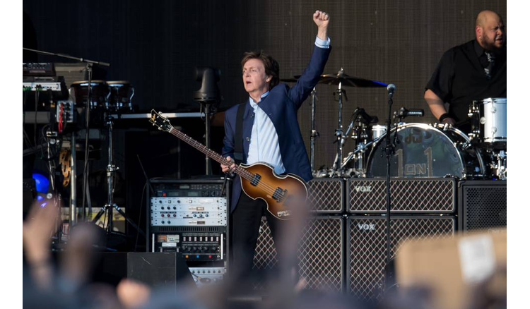 For Paul McCartney, Glastonbury will not take place in 2021