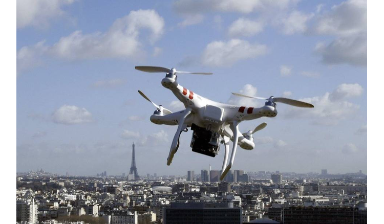 Soon a network of drone deliveries in Europe