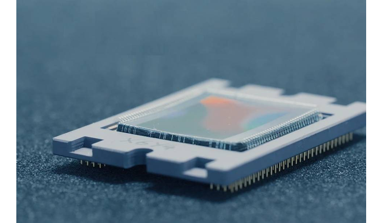 A French start-up imagined the first curved photo sensor