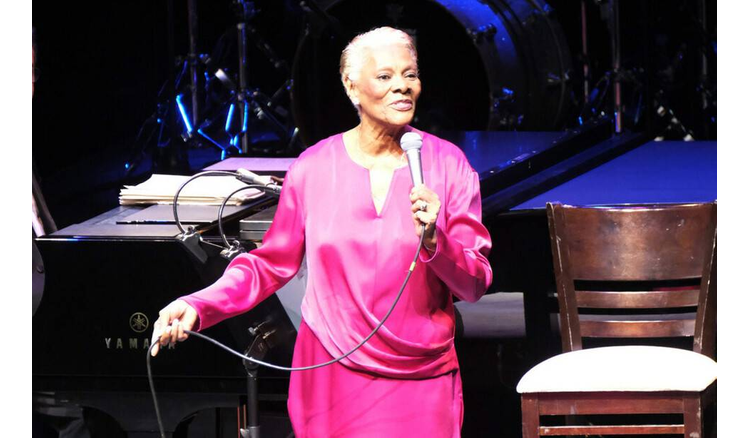 Dionne Warwick wants Teyana Taylor to play her role in a biopic
