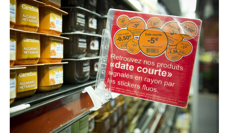 """Launch of a national """"anti-food waste"""" label"""