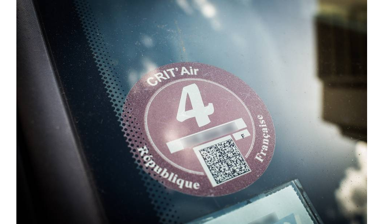 Vehicles without Crit'Air will still be able to circulate in 2021 in Strasbourg