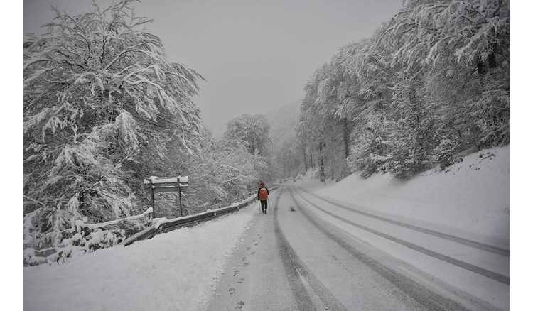With -34.1 ° C in the Pyrenees, Spain would have beaten its cold record