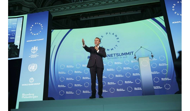 One Planet Summit, a first summit to launch the year of biodiversity