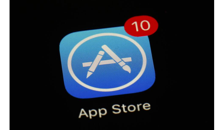 72 billion dollars spent in 2020 on the App Store, a record