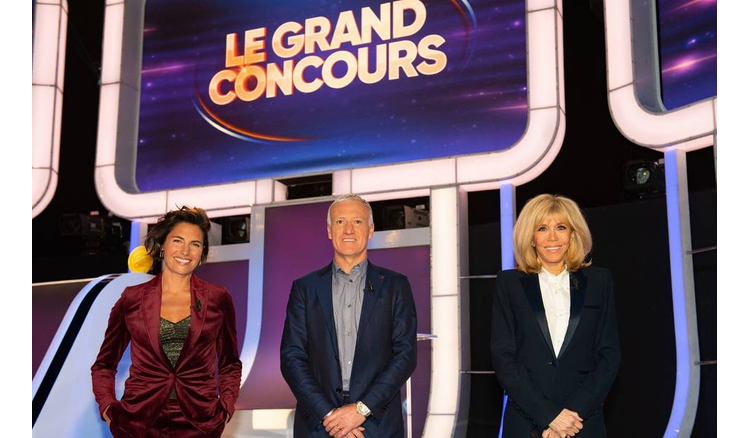 """""""Le Grand Concours"""" audience leader, Arte in good shape thanks to Bacri"""