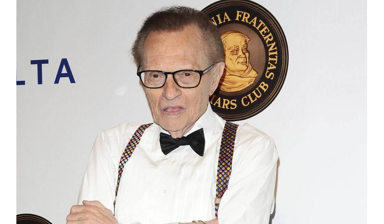 Larry King, a key figure in American television, has died