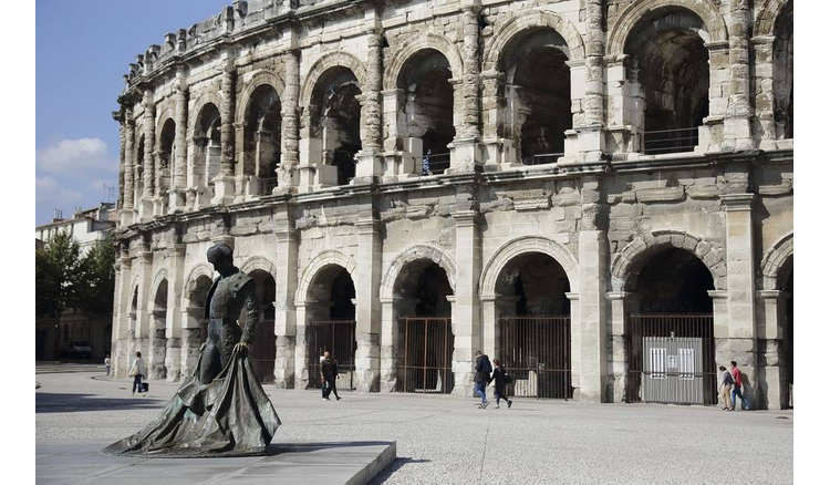With 21 degrees on Thursday, we came close to a heat record in Nîmes