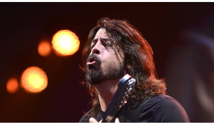 Dave Grohl named his first pet after the Bee Gees