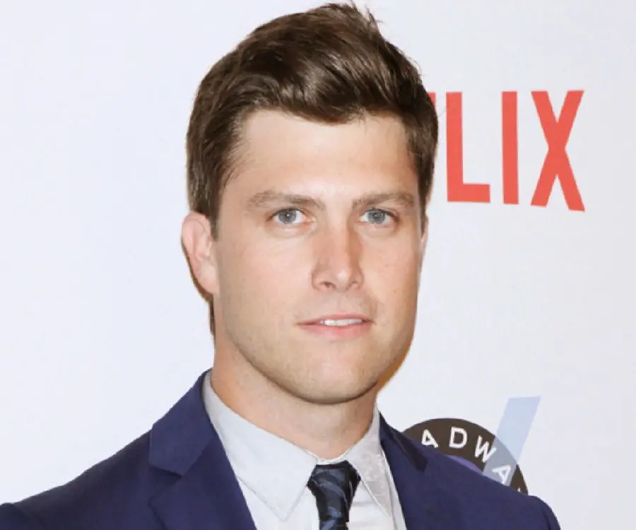 Colin Jost Screenwriter Family Personal Life Colin Jost Biography